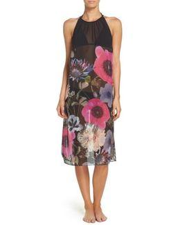 Midi Cover-up Dress