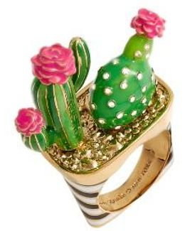 Scenic Route Cactus Ring