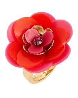 Rosy Posies Ring