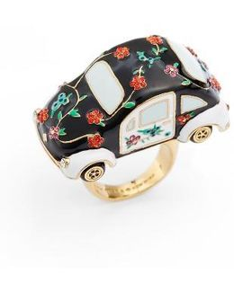 Haute Stuff Car Ring
