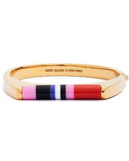 Building Blocks Hinge Bangle