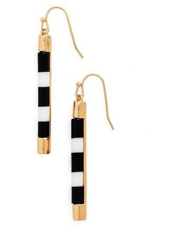 Kate Spade Building Blocks Drop Earrings