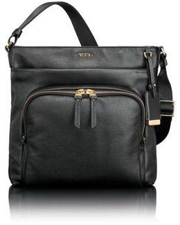 Voyageur - Capri Leather Crossbody Bag
