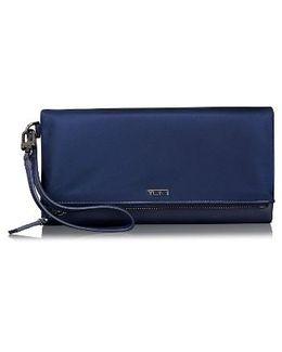 Travel Flap Wallet