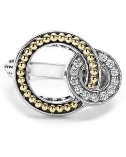 Enso Diamond Ring