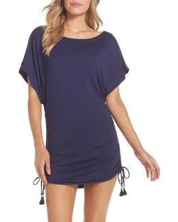 Hidden Gem Cover-up Tunic Dress