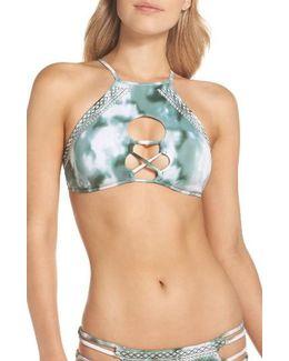 Indian Summer Bikini Top