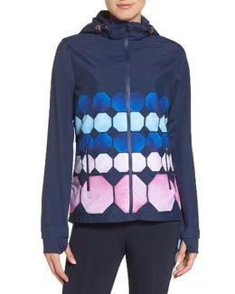 Marina Mosaic Hooded Jacket