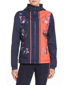 Tropical Oasis Hooded Jacket