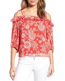 Ria Off The Shoulder Blouse