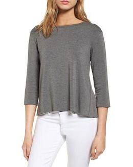 Frappe Tie Back Sweater