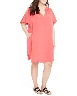 Elizabeth Cold Shoulder Dress