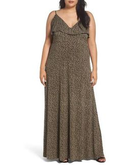Finley Flounce Maxi Dress