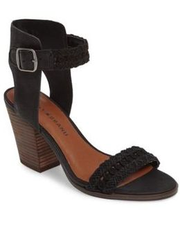 Oakes Ankle Strap Sandal