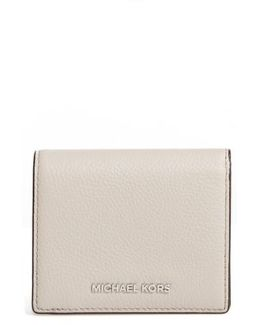 Mercer Leather Rfid Cardholder Wallet