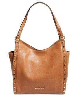 Medium Newbury Leather Tote