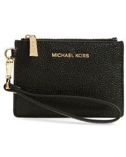 Small Mercer Leather Rfid Coin Purse
