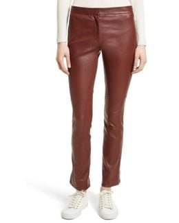 Bristol Leather Riding Pants