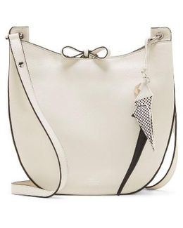 Polli Leather Crossbody Bag