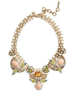 Flora Statement Necklace