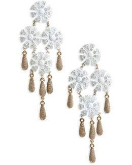 Jasmine Chandelier Earrings