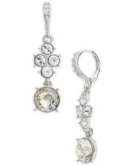 Devon Double Drop Earrings