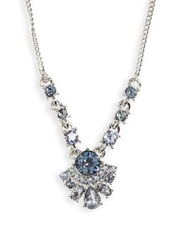 Crystal Frontal Necklace