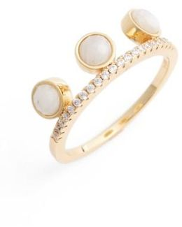 Circle Stacking Ring