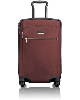 Sam International Expandable 22-inch 4-wheel Carry-on