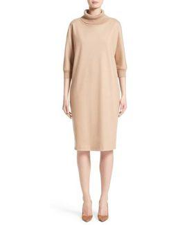 Agro Wool Turtleneck Dress