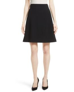 Camogie High Waist Miniskirt