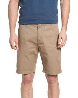 Drifter Modern Chino Shorts