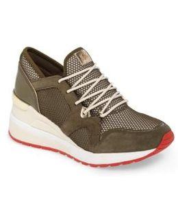 Scout Wedge Sneaker