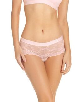 Everyday Lace Hipster Panties