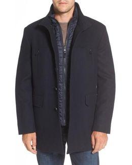 Wool Blend 3-in-1 Topcoat