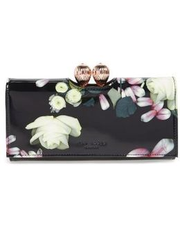 Marcco Kensington Leather Matinee Wallet