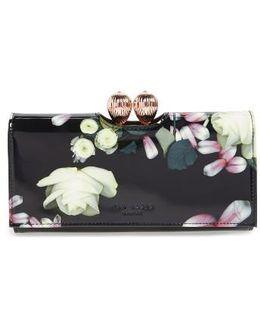 Marcco Kensington Leather Matinee Wallet
