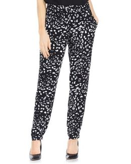 Animal Whispers Jogger Pants