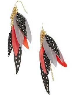 Ravyn Drop Earrings