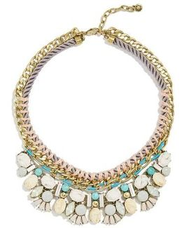 Amalina Bib Necklace