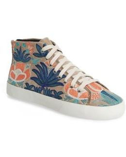 Zaina Embroidered Sneaker