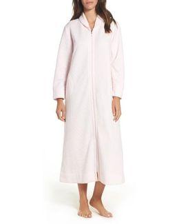 Long Zip Robe