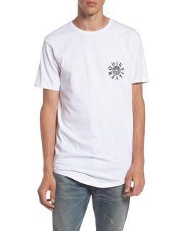 Rising Dog Logo T-shirt