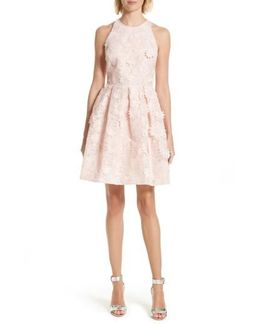 Sweetee Lace Skater Dress