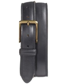 The Jefferson Leather Belt