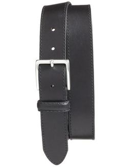 The Franco Leather Belt