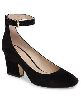Anisy Ankle Strap Pump