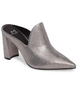 Hilda Pointy Toe Mule