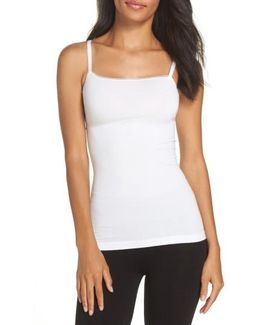 Seamlessly Shaped Convertible Camisole