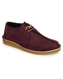 Clarks Desert Trek Plain Toe Derby
